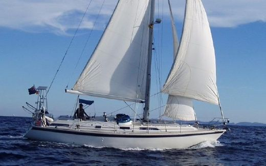 1993 Westerly Oceanlord 41
