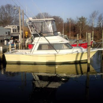 1989 Black Watch 30 Flybridge Blackwatch
