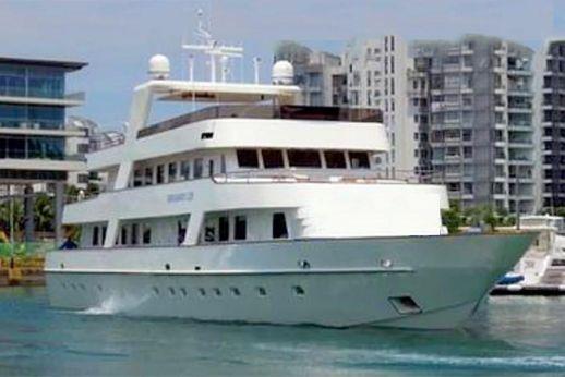 2012 Megaway Superyacht