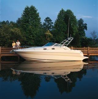 2005 Sea Ray 270 Sundancer