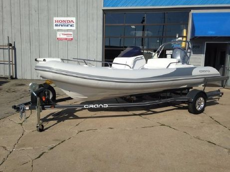 2017 Grand Marine Inflatables Gold Line 500 Series