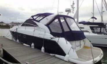 2011 Fairline Targa 44