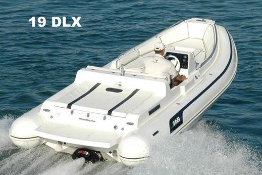 2016 Ab Inflatables 19 Nautilus DLX I/O