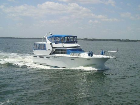 1987 Californian 48 Motor Yacht