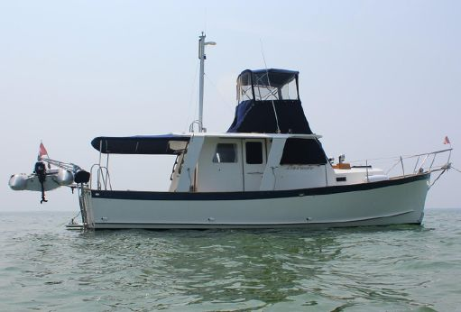 1981 Ontario Yachts Great Lakes 33