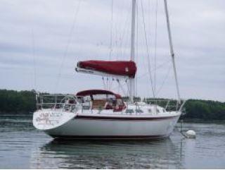 1983 Ericson 35 Mark III