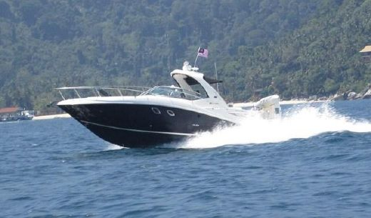 2008 Sea Ray Sundancer 330