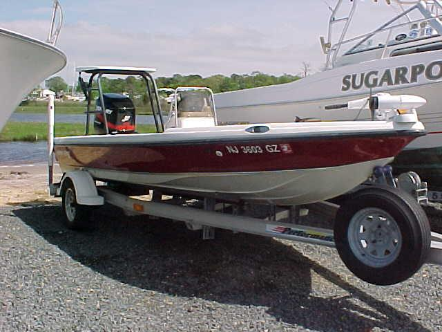 17 ft 2002 action craft 1720