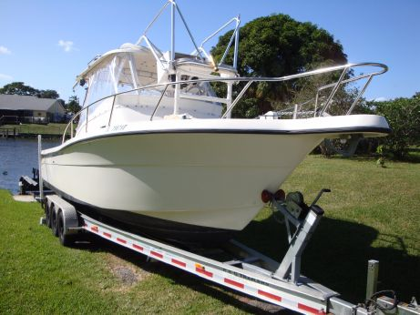 1996 Pursuit 2870 Offshore Center Console