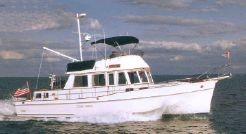 1995 Grand Banks 49 Classic