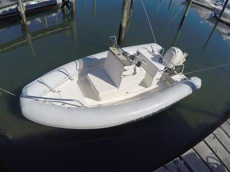 1995 Hbi Boat 18 Center Console