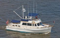 1985 Grand Banks Heritage 42 Classic