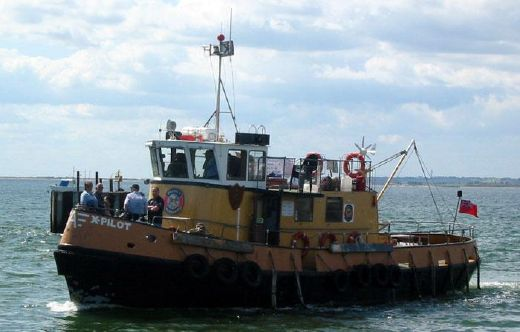 1967 James W Cook & Co Pilot Boat / Houseboat