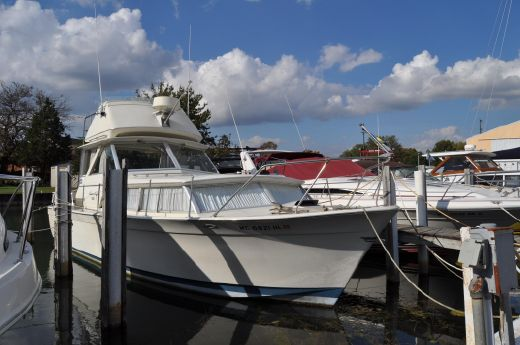 1971 Chris Craft 310 Commander