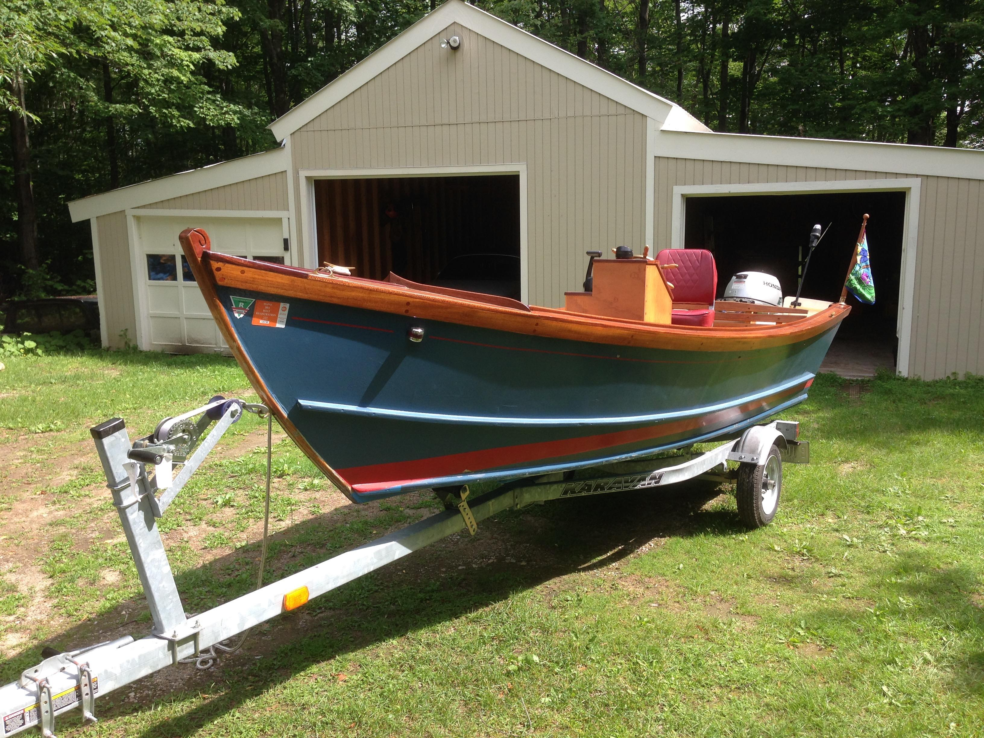 Shelburne (VT) United States  City pictures : 2007 San Juan Dory Power Boat For Sale www.yachtworld.com