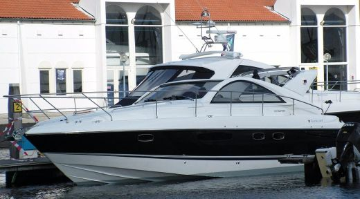 2005 Fairline Targa 38