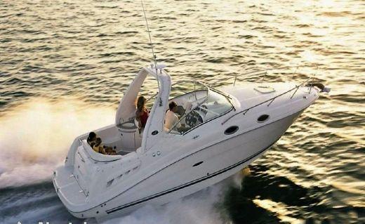 2006 Searay 275 SUNDANCER