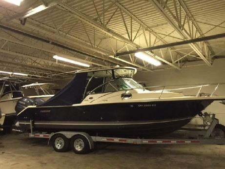 2012 Pursuit 255 Offshore