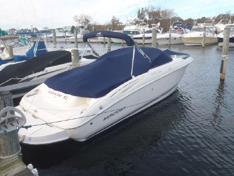 2006 Monterey 248LS Montura Bowrider