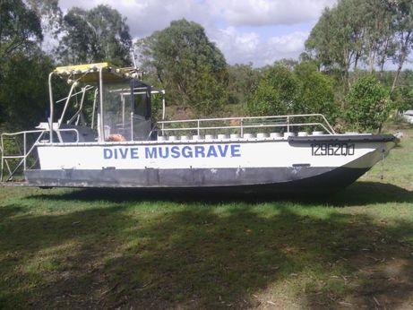 2002 Custom Dive Vessel
