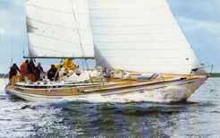 1977 Nautor SWAN 47 S&S