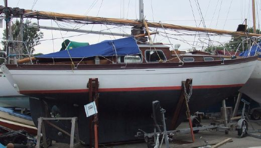 1964 Laurent Giles Normandy Class Sloop