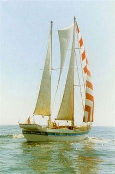 1984 W. De Vries Lentsch Ketch