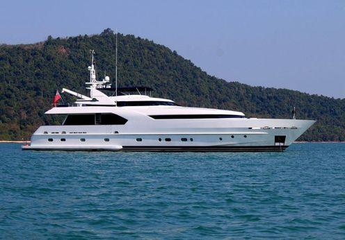 1997 Moonen 34m Motor Yacht