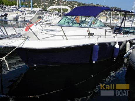 1996 Kelt white shark 226 cabine