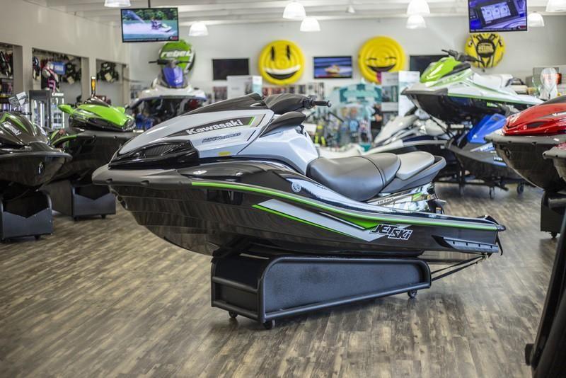 kawasaki jet ski boat