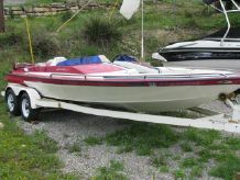 1991 Advantage 21 Bowrider Jet