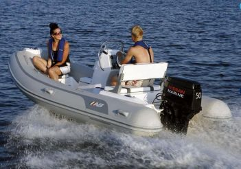 2021 Ab Inflatables 13 Oceanus VST