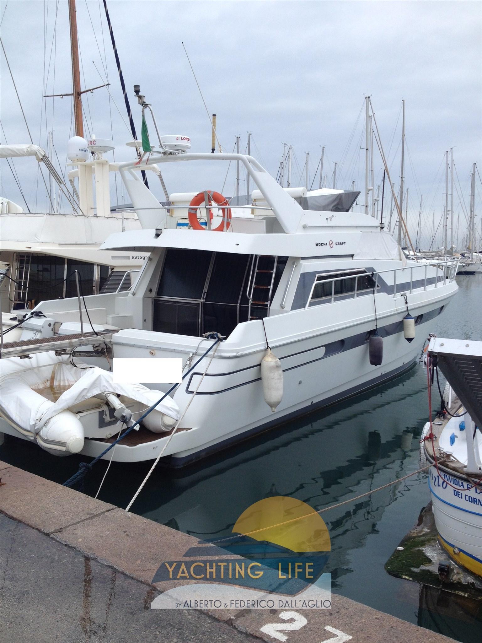 1988 Mochi Craft MOCHI 46 Power Boat For Sale  www