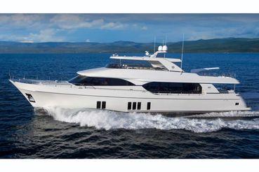 2020 Ocean Alexander 100 Flybridge Megayacht