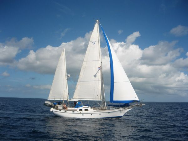 World Cat Boats For Sale >> 1982 Vagabond Ketch Sail Boat For Sale - www.yachtworld.com