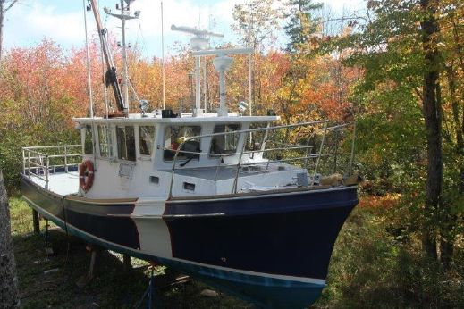 1990 Northumberland Strait - Novi Downeast Style Research Vessel - Transport Canada Certificate