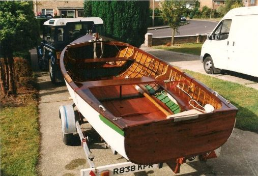 1960 Rowing Boat 16'