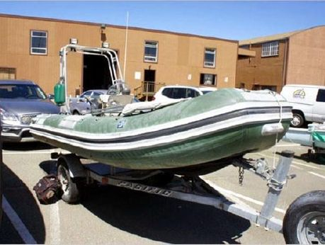 2003 Caribe Inflatable Pontoon