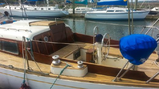 1968 Cheoy Lee Sloop