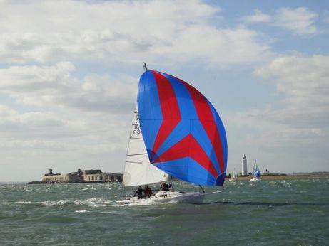 1997 J Boats J/80