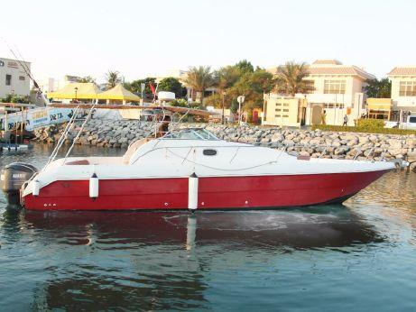 2008 Motor Yacht O2 Marine 35 Leste