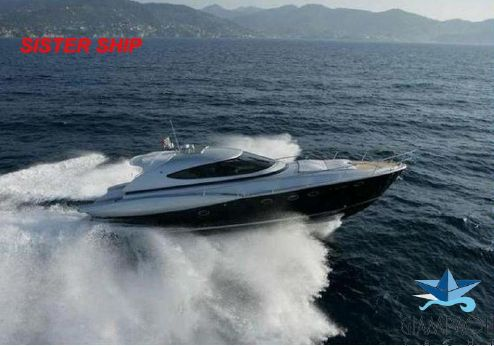 2006 Fashion Yachts Group FASHION 55