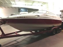 2004 Regal 2450 Cuddy Cabin
