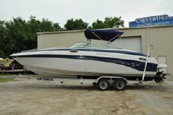 2007 Crownline 270 BR ONLY 213 HOURS