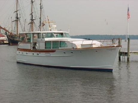 1970 Trumpy Motor Yacht