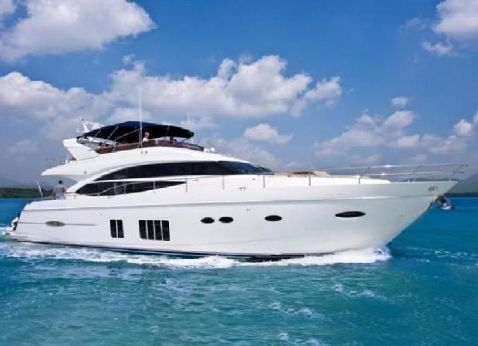 Princess 72 Motor Yacht Boats For Sale In Turkey