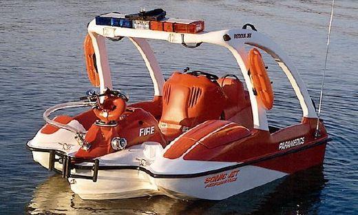 2001 Sonic Jet FRJ 1250