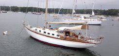 1971 Cheoy Lee Offshore 40