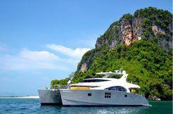 2011 Sunreef 70 power catamaran