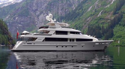 2014 Westport Tri-Deck Motoryacht